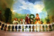 Gartenfest in der Kuppel