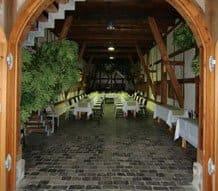 Saal im alten Gewölbe